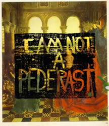 I am not a Pederast